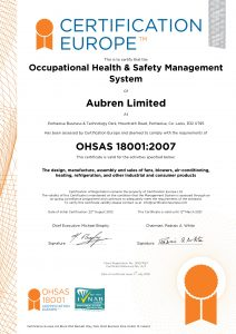 what is iso 14001 and ohsas 18001